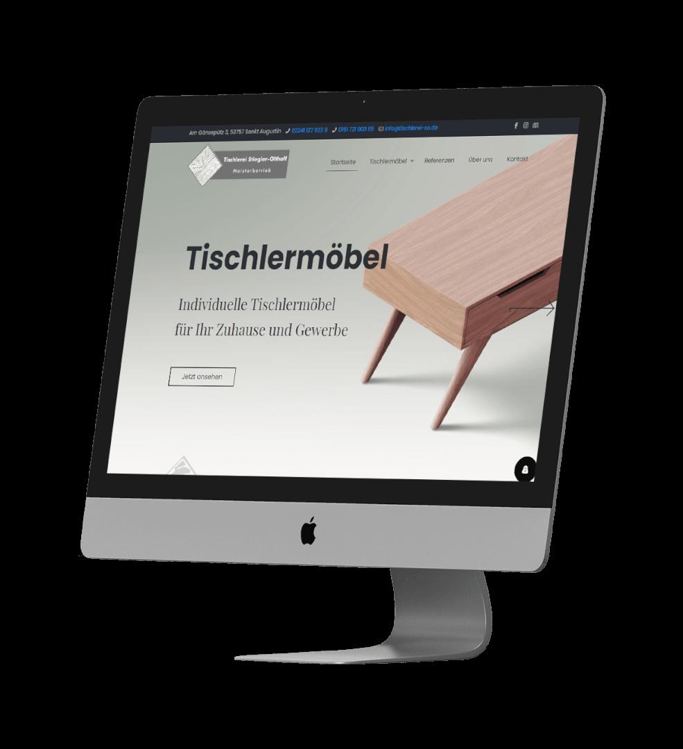 Tischlerei | Benedikt Stiegler Olthoff | Sankt Augustin